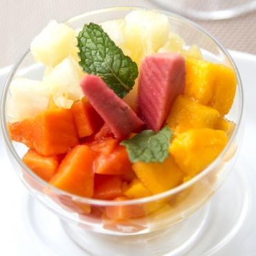 Copa de Frutas Naturales