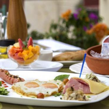 Desayuno Combinado