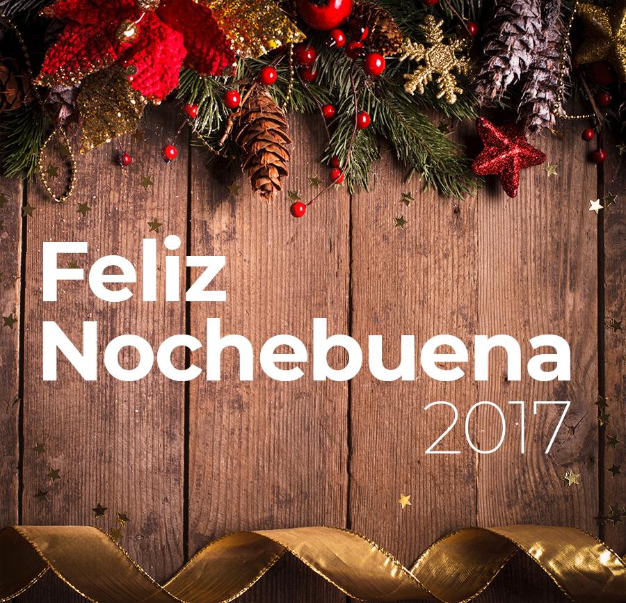 Feliz Nochebuena 2017