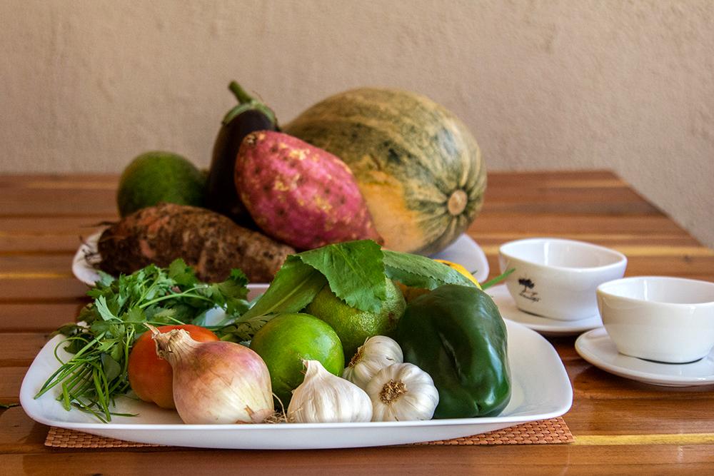 Vegetales, tubérculos y hortalizas